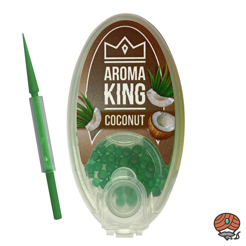 Aroma King Aromakapseln für Filterzigaretten - COCONUT Dose à 100 Kapseln