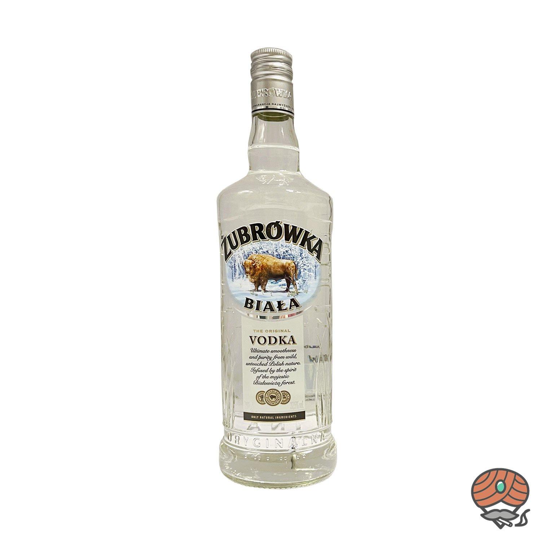 Zubrowka Biala Vodka 0,7 l, alc. 37,5 Vol.-%