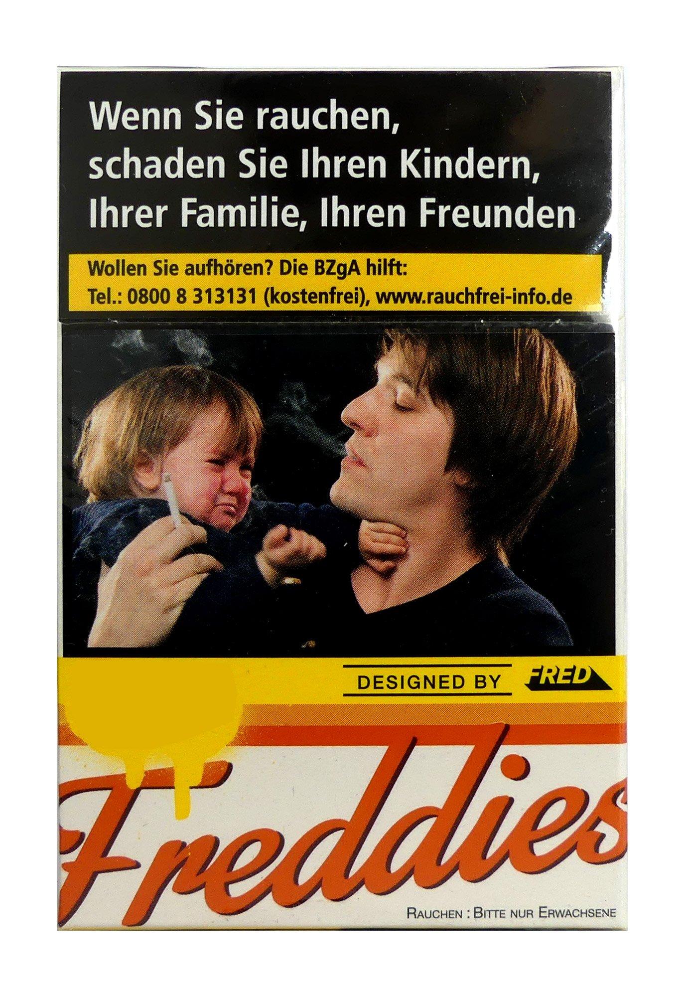 Freddies Zigaretten, 20 Stück