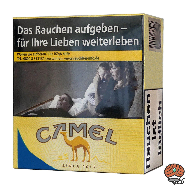 Camel Yellow Filter Zigaretten 6XL Packung à 53 Stück