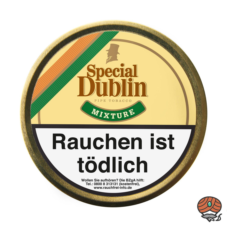 Special Dublin Mixture Pfeifentabak 100g Dose