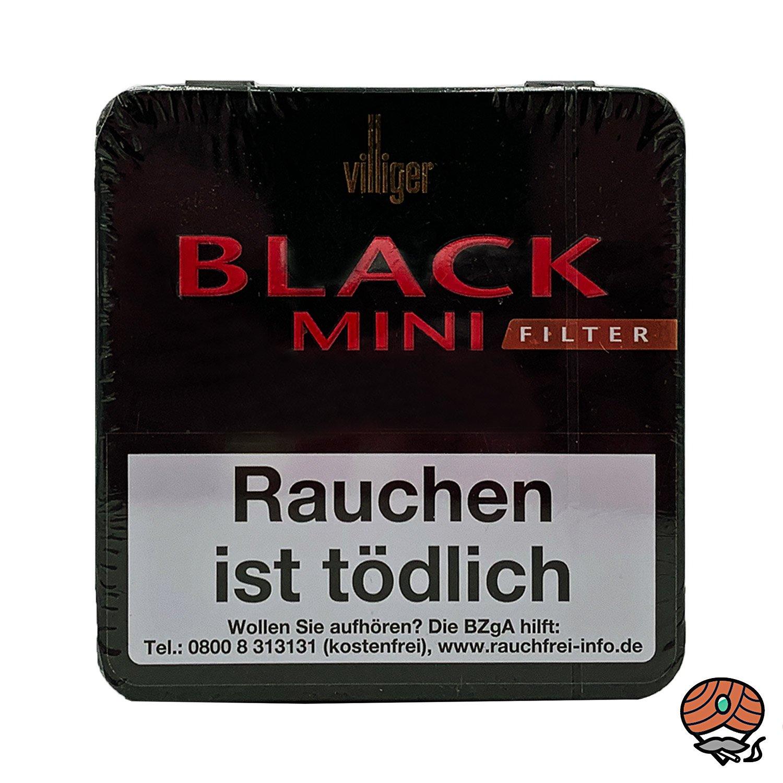 Villiger Black Mini Filterzigarillos à 20 Stück