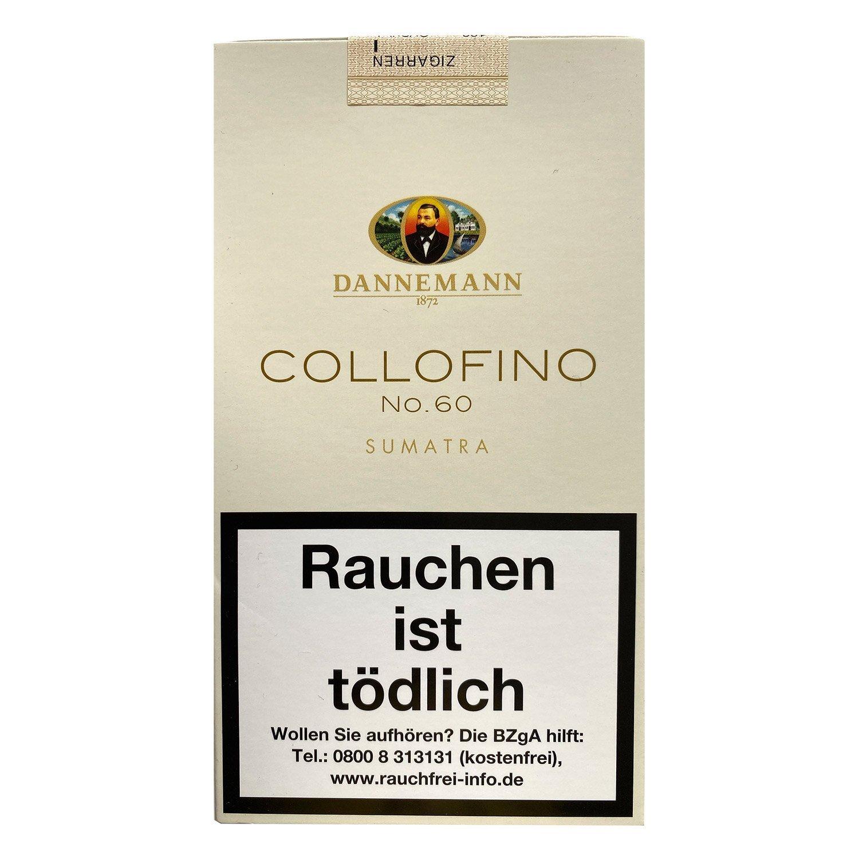 Dannemann Collofino No. 60 Sumatra Zigarren 5 Stück