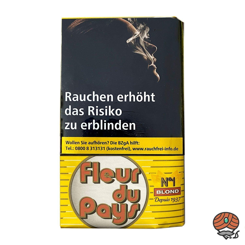 Fleur du Pays No 1 Blond Zigarettentabak / 30g Feinschnitt-Tabak
