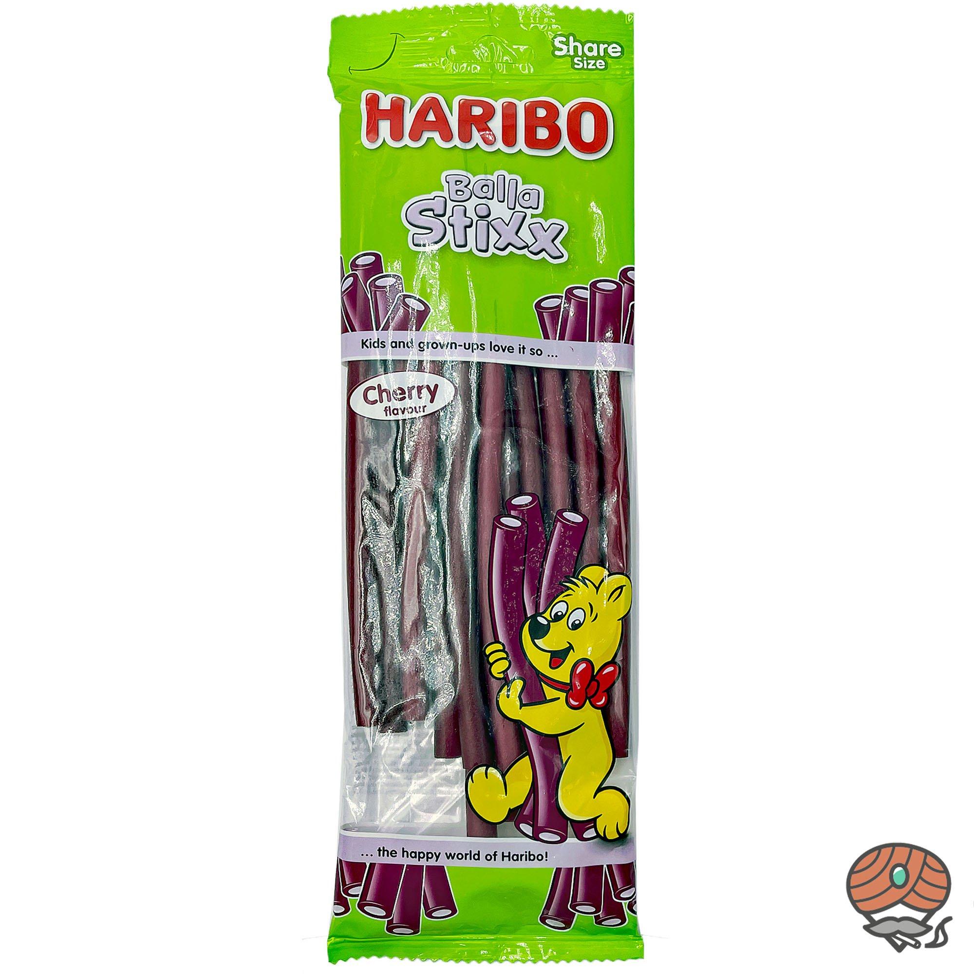 Haribo Balla Stixx Cherry Flavor / Kirsche 200g Beutel