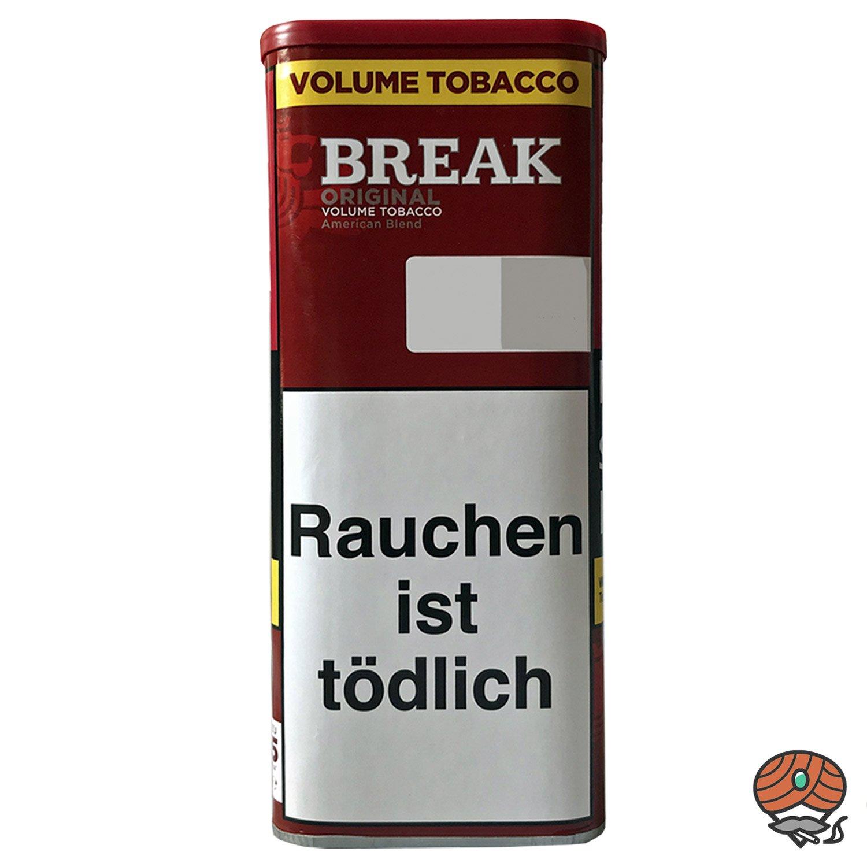 Break Original Volumentabak / Tabak 115g XXL Dose