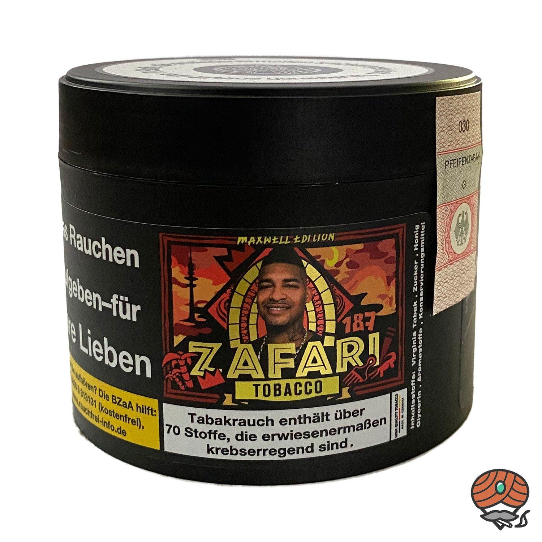 187 Strassenbande ZAFARI - 200g Shisha Tabak