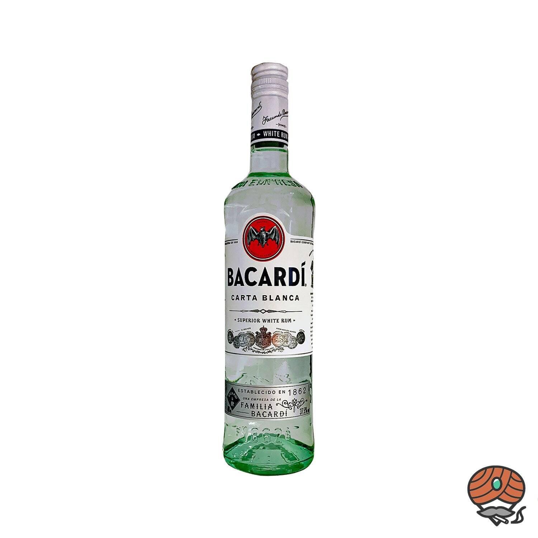 Bacardi Carta Blanca Rum 0,7 l, alc. 37,5 Vol.-%