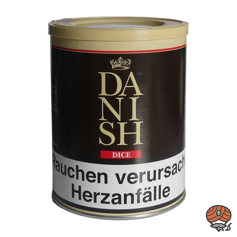 DANISH DICE Pfeifentabak 200 g Dose