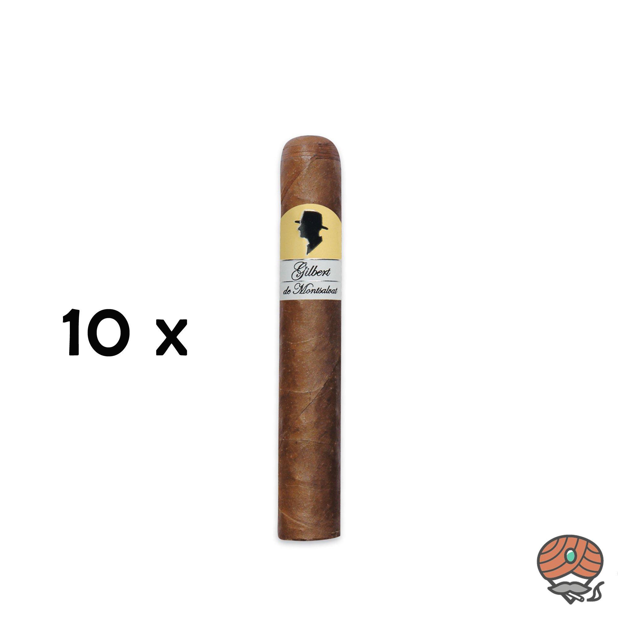Gilbert de Montsalvat Robusto Zigarre Revolution Style 10er Kiste