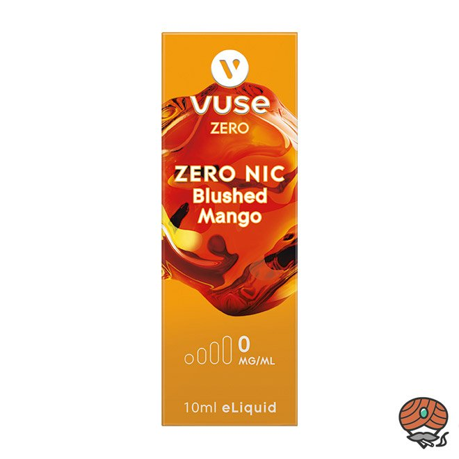 Vuse eLiquid Bottle Blushed Mango 0 mg/ml (ehem. Vype Classic Mango)