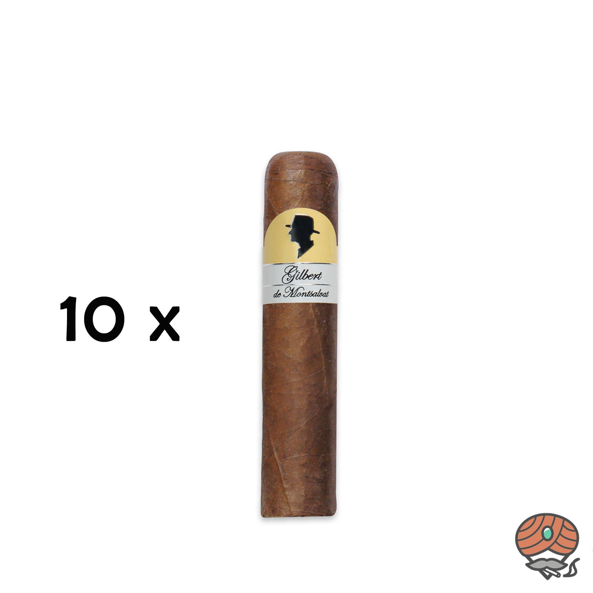 Gilbert de Montsalvat Gordito Zigarre Revolution Style 10er Kiste