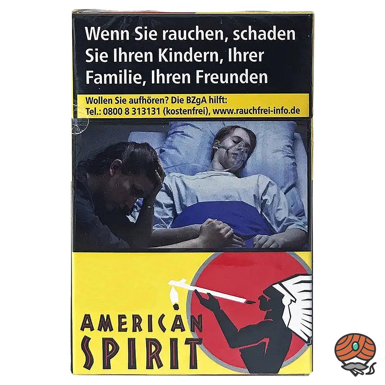 American Spirit Original Yellow Zigaretten XL 23 Stück