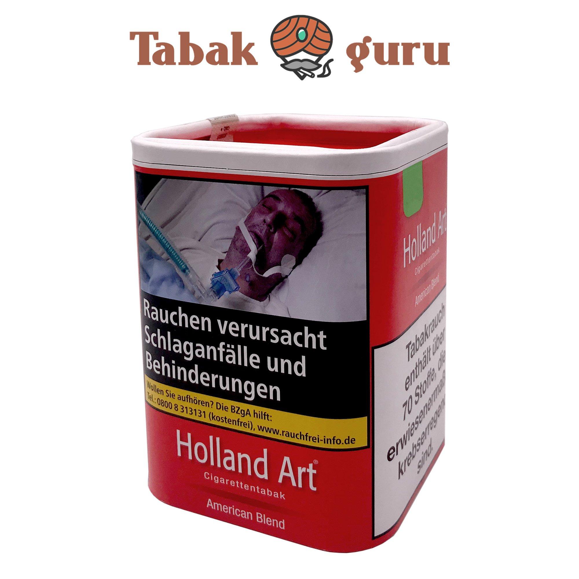 Holland Art Zigarettentabak / Feinschnitttabak Dose