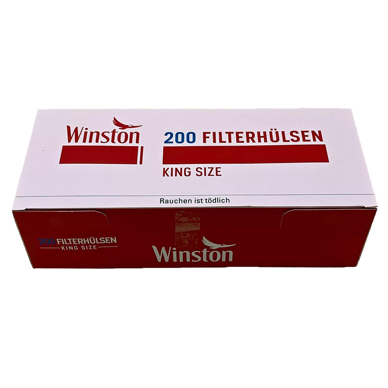 2 x Moro Rot Volumentabak 52 g Dose + 1 Packung Hülsen WÄHLBAR + Zubehör
