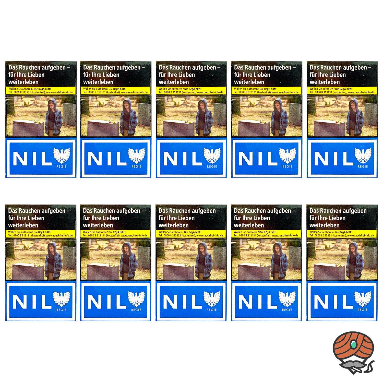 1 Stange NIL Blau Filterzigaretten im King Size Format 10x20 Stück