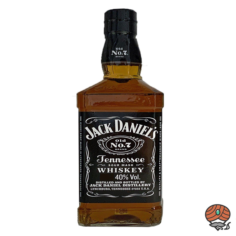 Jack Daniel´s Old No. 7 Tennessee Whiskey 1 l, alc. 40 Vol.-% (Jack Daniels)