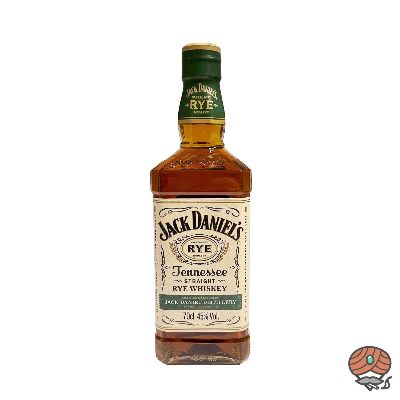 Jack Daniel´s Tennessee Rye Whisky 0,7l, alc. 45 Vol.-% (Jack Daniels)