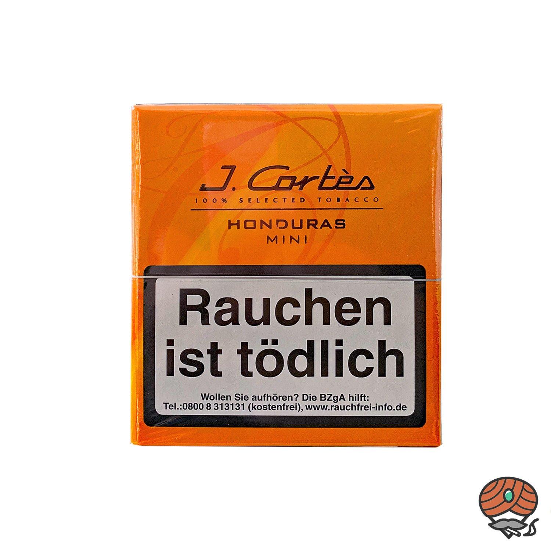 J. Cortès Honduras Mini Zigarillos (100% Tabak)
