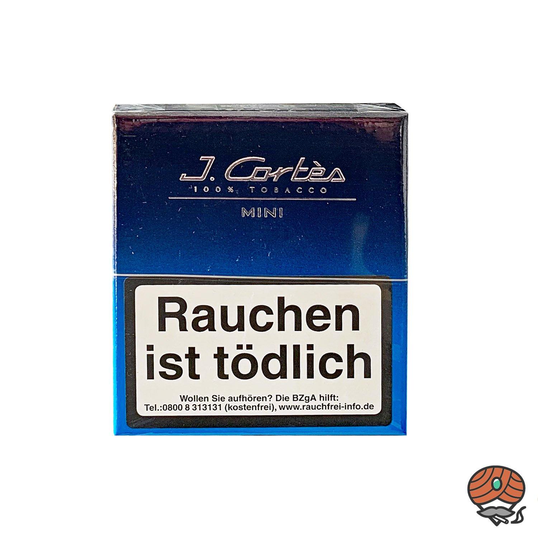 J. Cortès Blaue Linie Mini Zigarillos (100% Tabak)