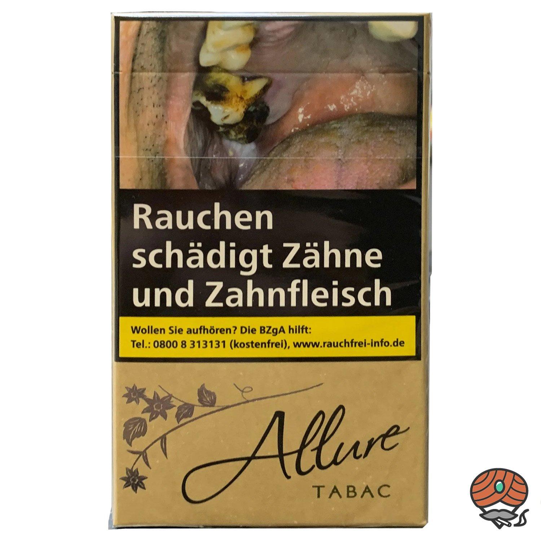 Allure Tabac Zigaretten Super Slim XXXL Schachtel 40 Stück