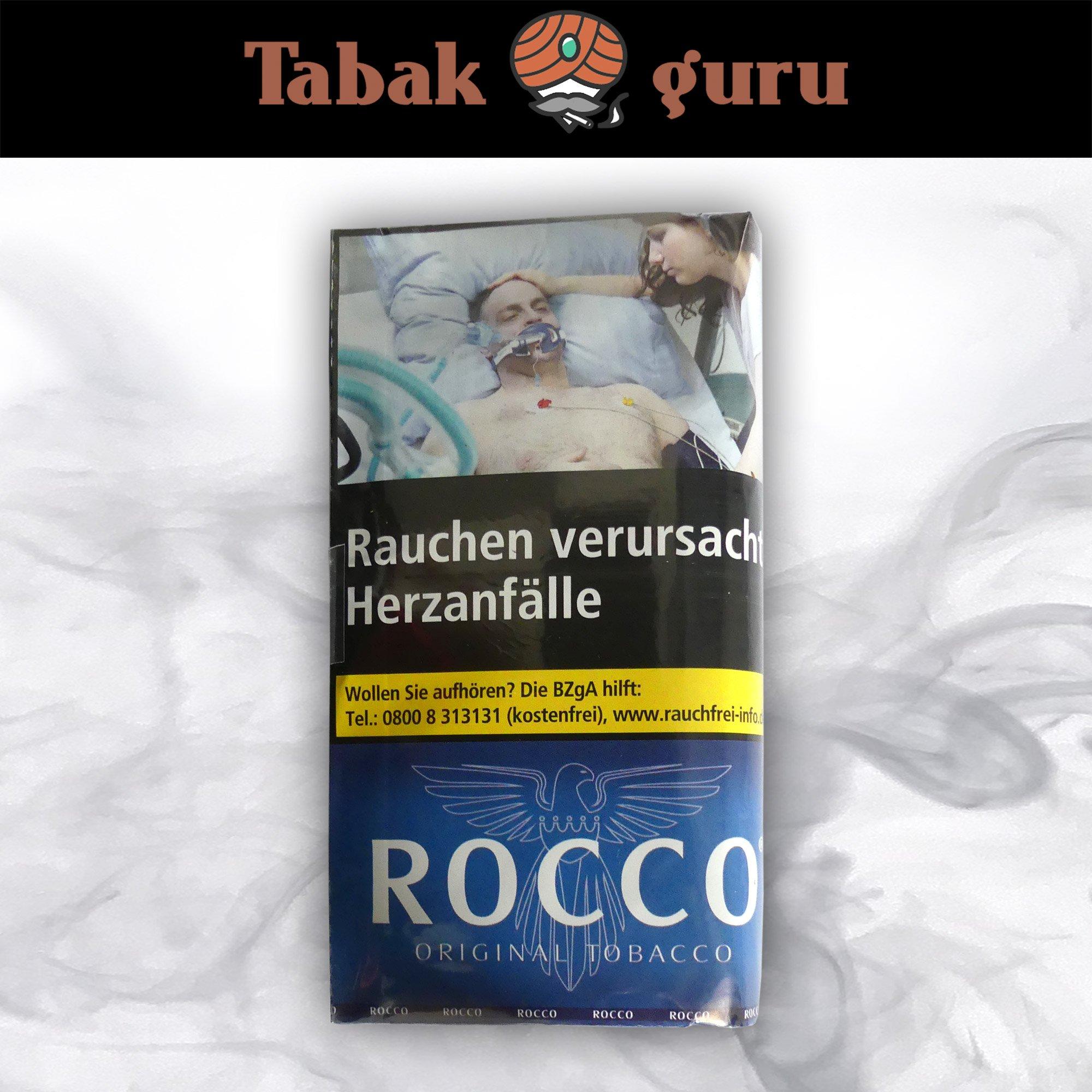 ROCCO Original Tobacco Drehtabak 38 g