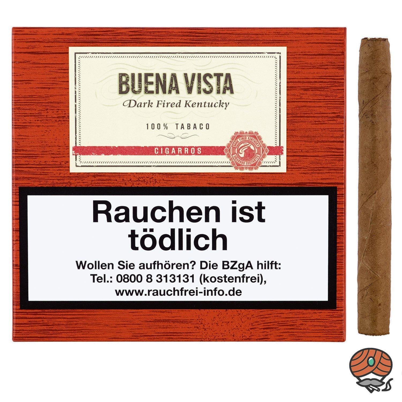 Buena Vista Dark Fired Kentucky Cigarros Nr. 734 à 10 Stück