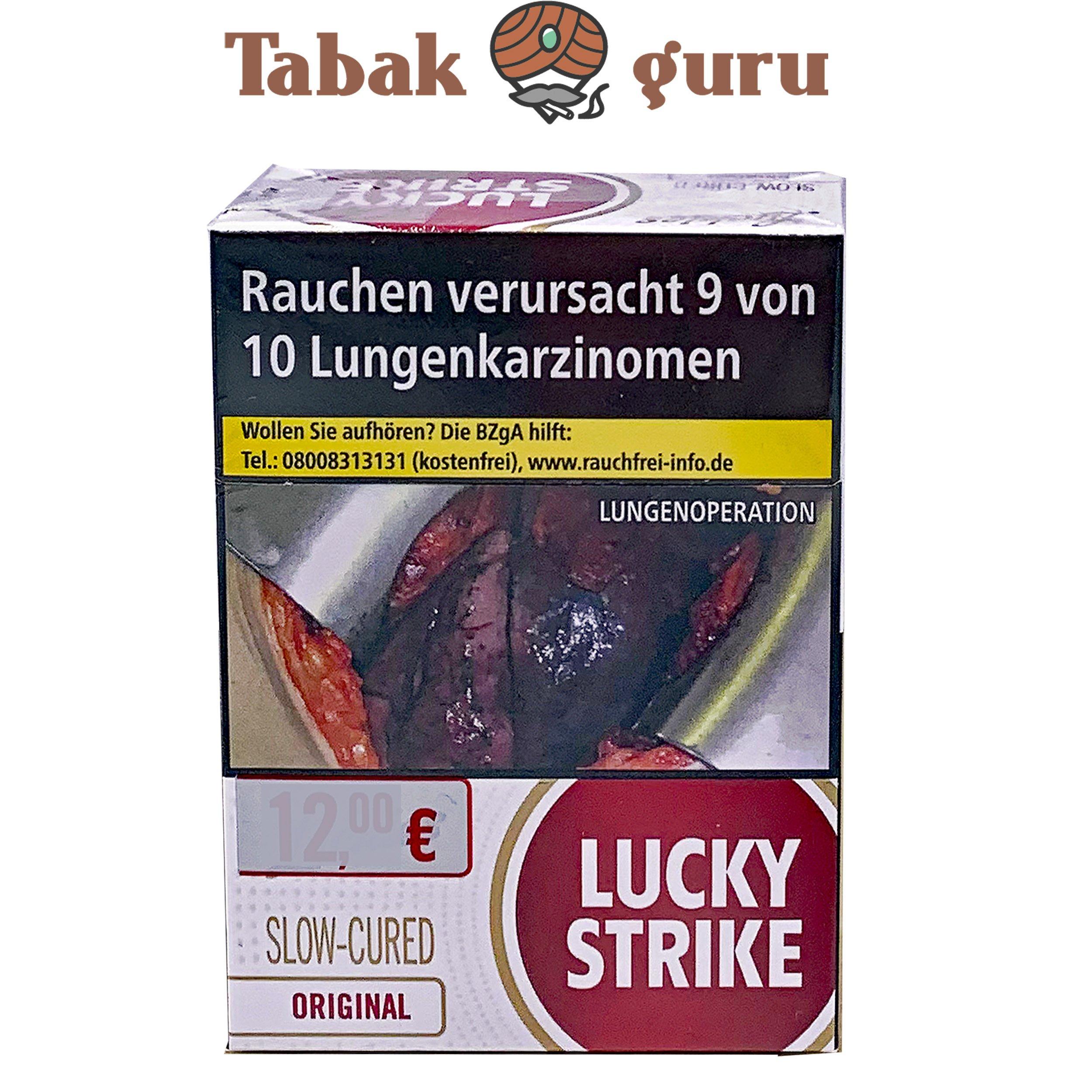 Lucky Strike Original Red Super Box