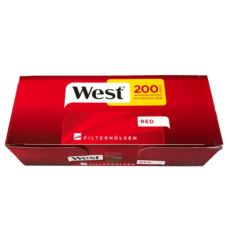 West Rot Hülsen