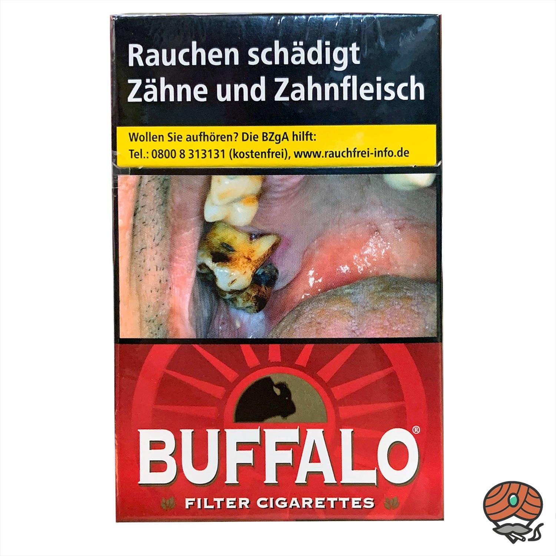 Buffalo Red Filterzigaretten 20 Stück