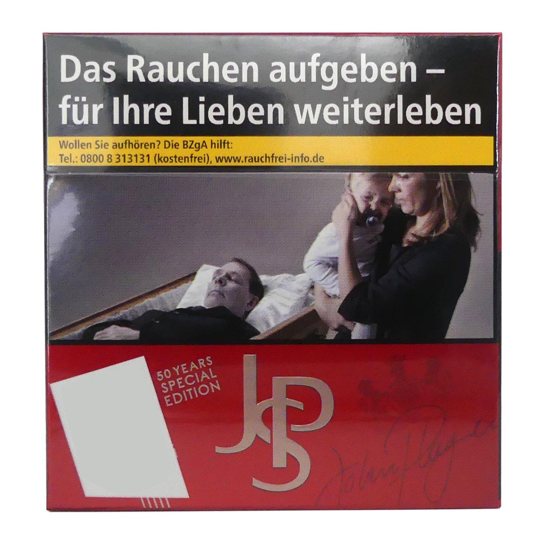 JPS / John Player Special Red Zigaretten 49 Stück