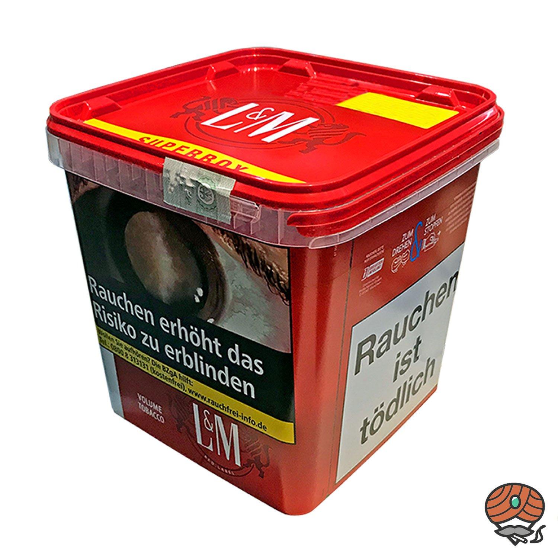 L&M Red Superbox Volumentabak 260 g