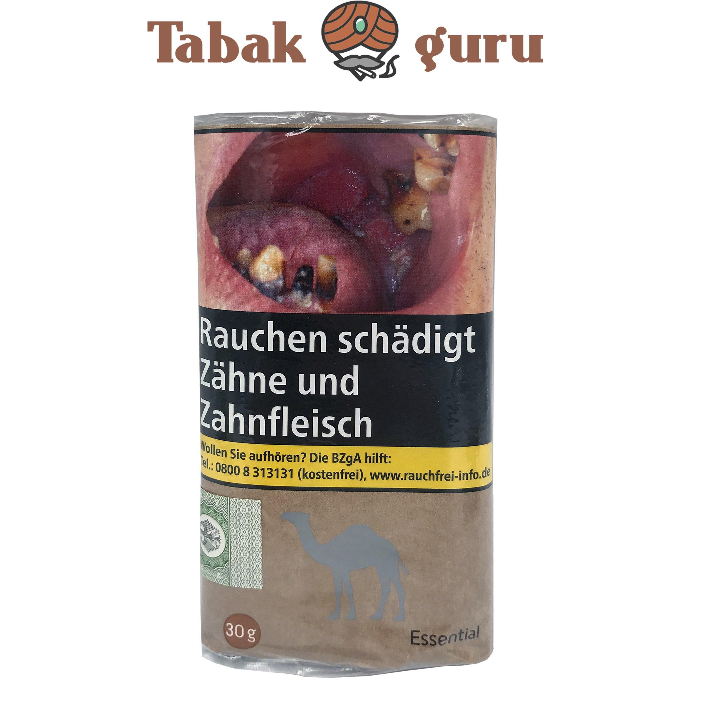 Camel Essential 30g Drehtabak Zigarettentabak