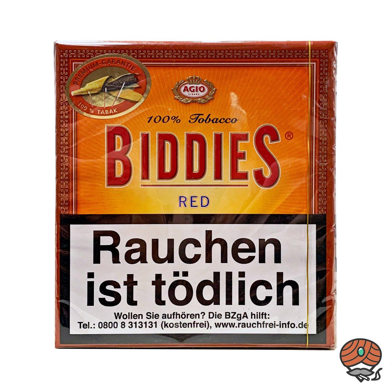 Agio Biddies Red Zigarillos - 20 Stück