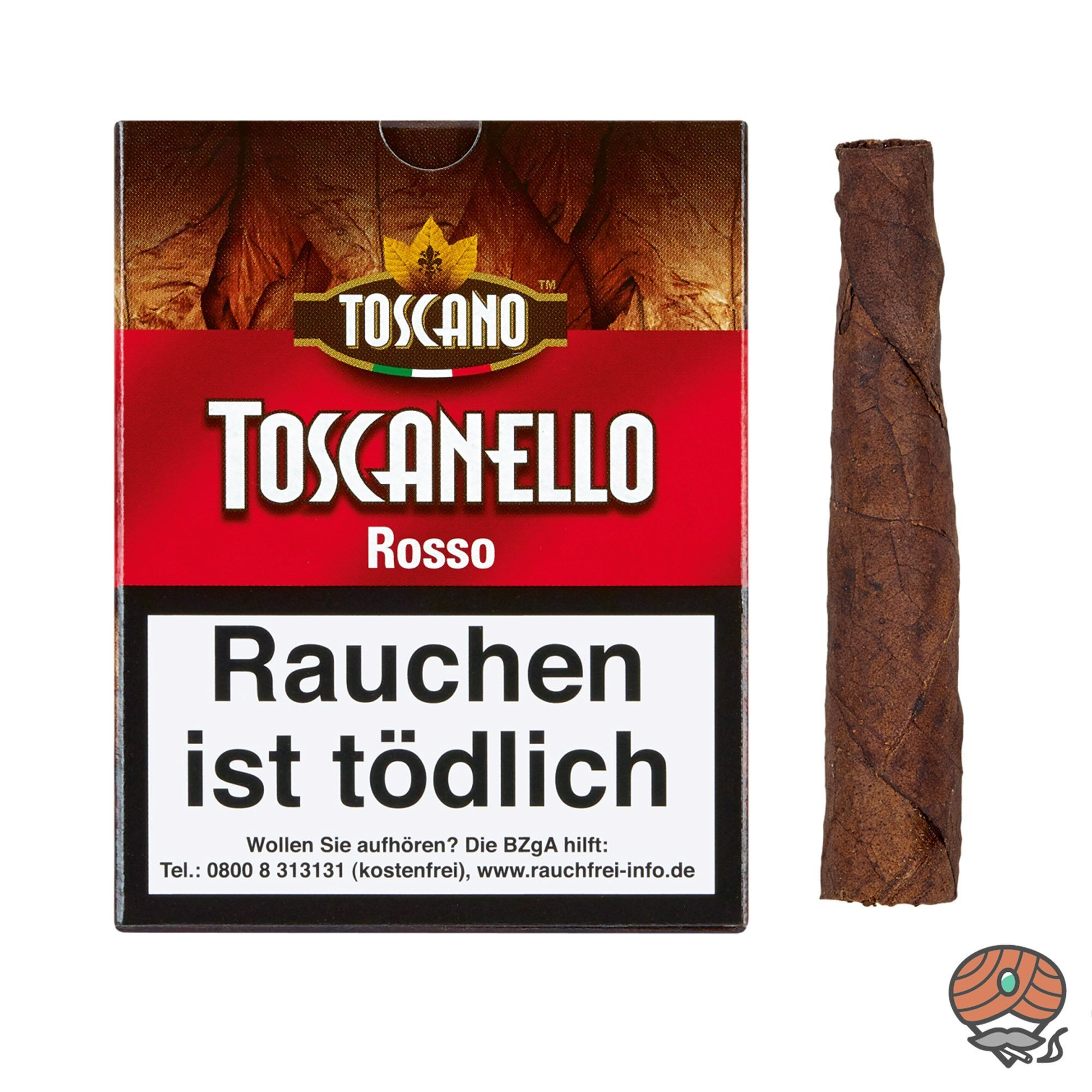Toscanello Rosso Zigarren (Kaffee)