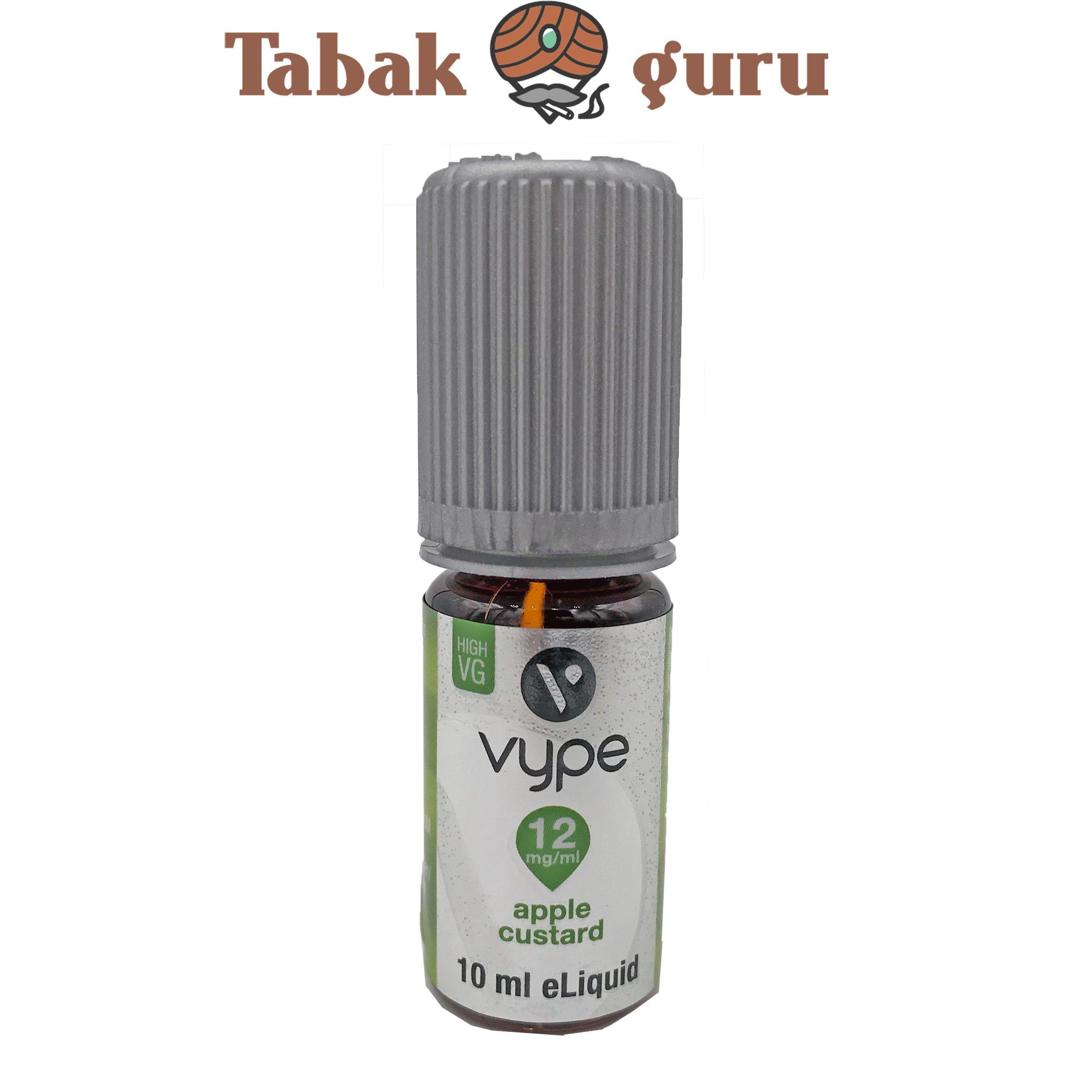 Vuse eLiquid Bottle Apple Combo 12 mg/ml (ehem. Vype Apple Custard)