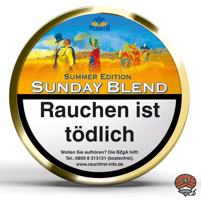 Sunday Blend Summer Edition Pfeifentabak 50 g Dose