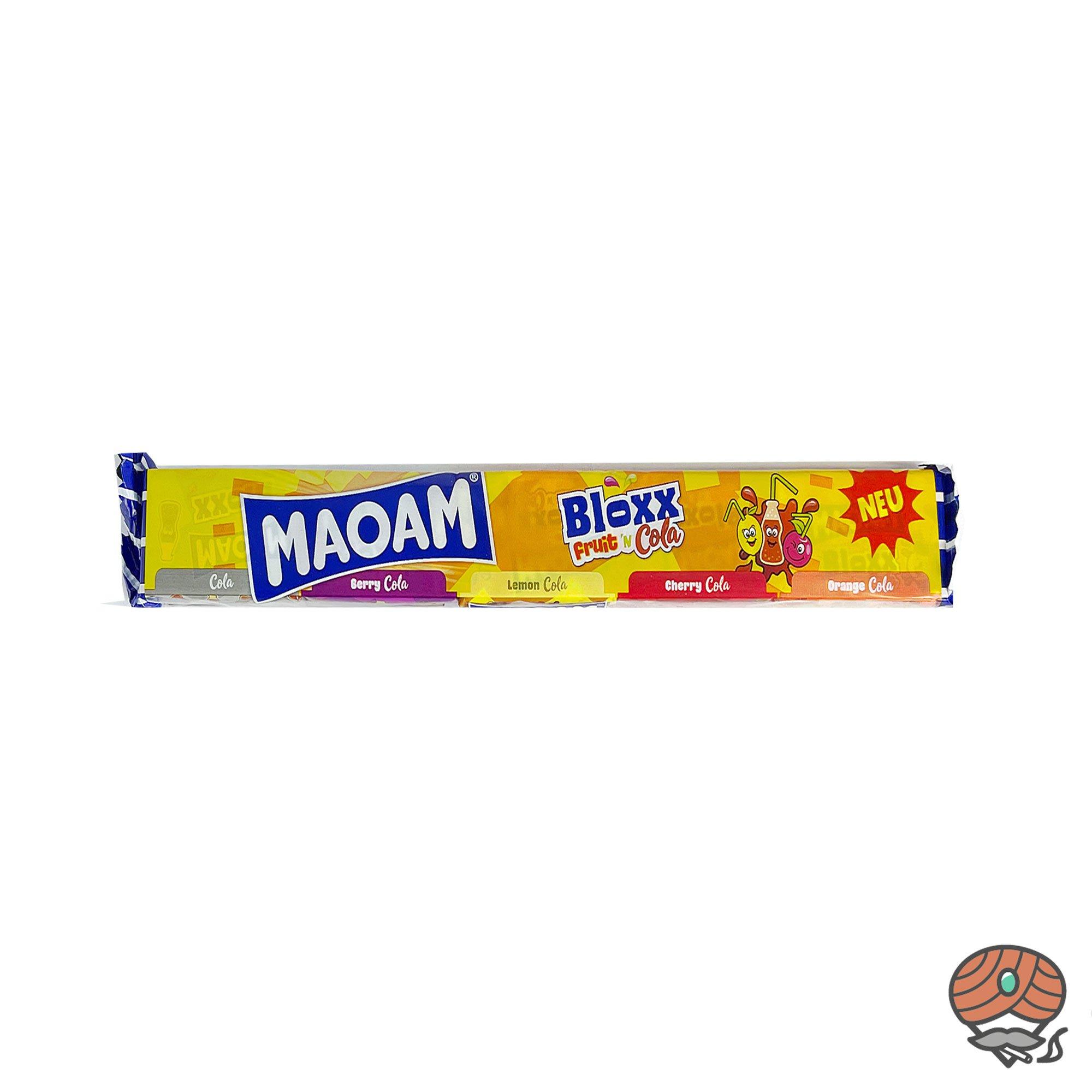 MAOAM Cola-Frucht Bloxx 5 er Stange