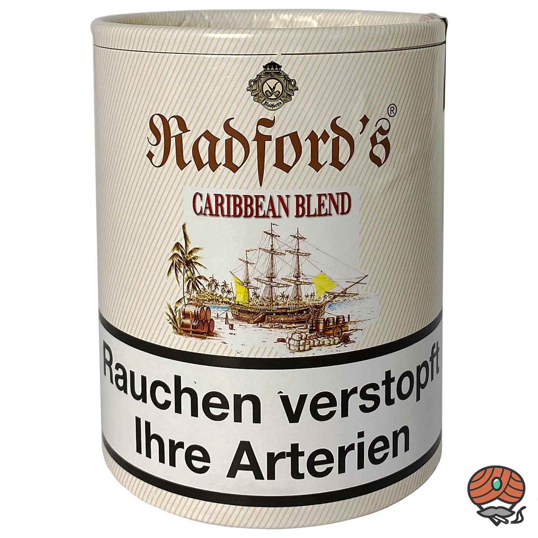 Radford´s Caribbean Blend Pfeifentabak 200g Dose (ehem. Old Rum Royal)