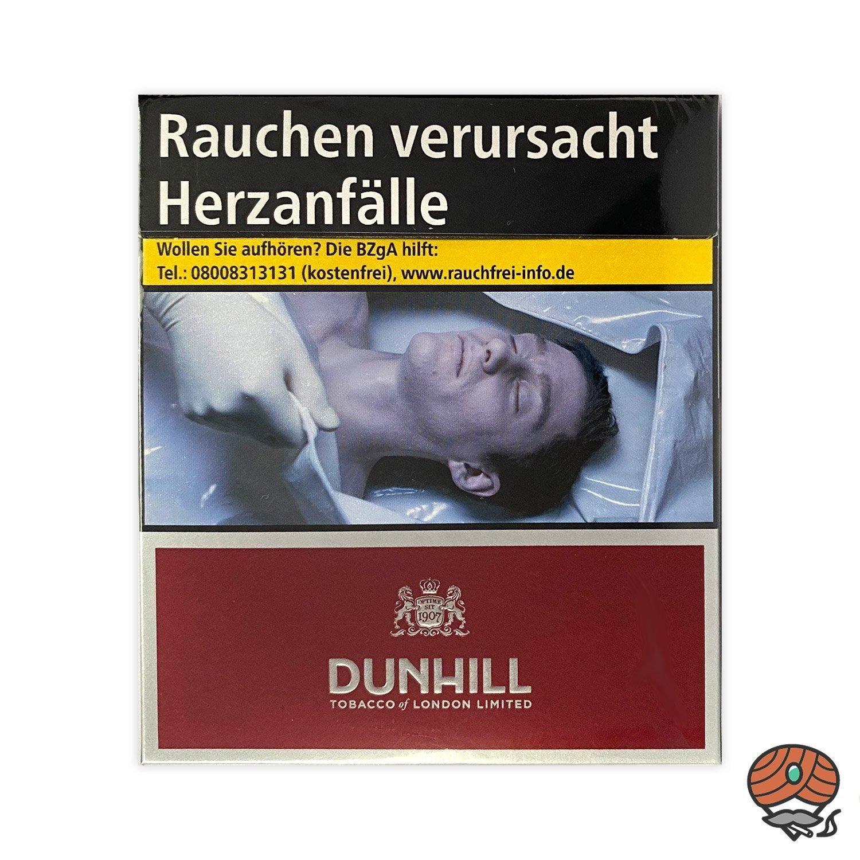 Dunhill Red International Zigaretten, 20 Stück