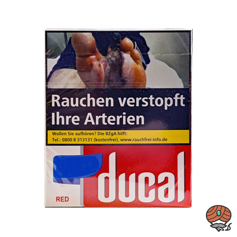 Ducal Red Zigaretten XXXXL 40 Stück