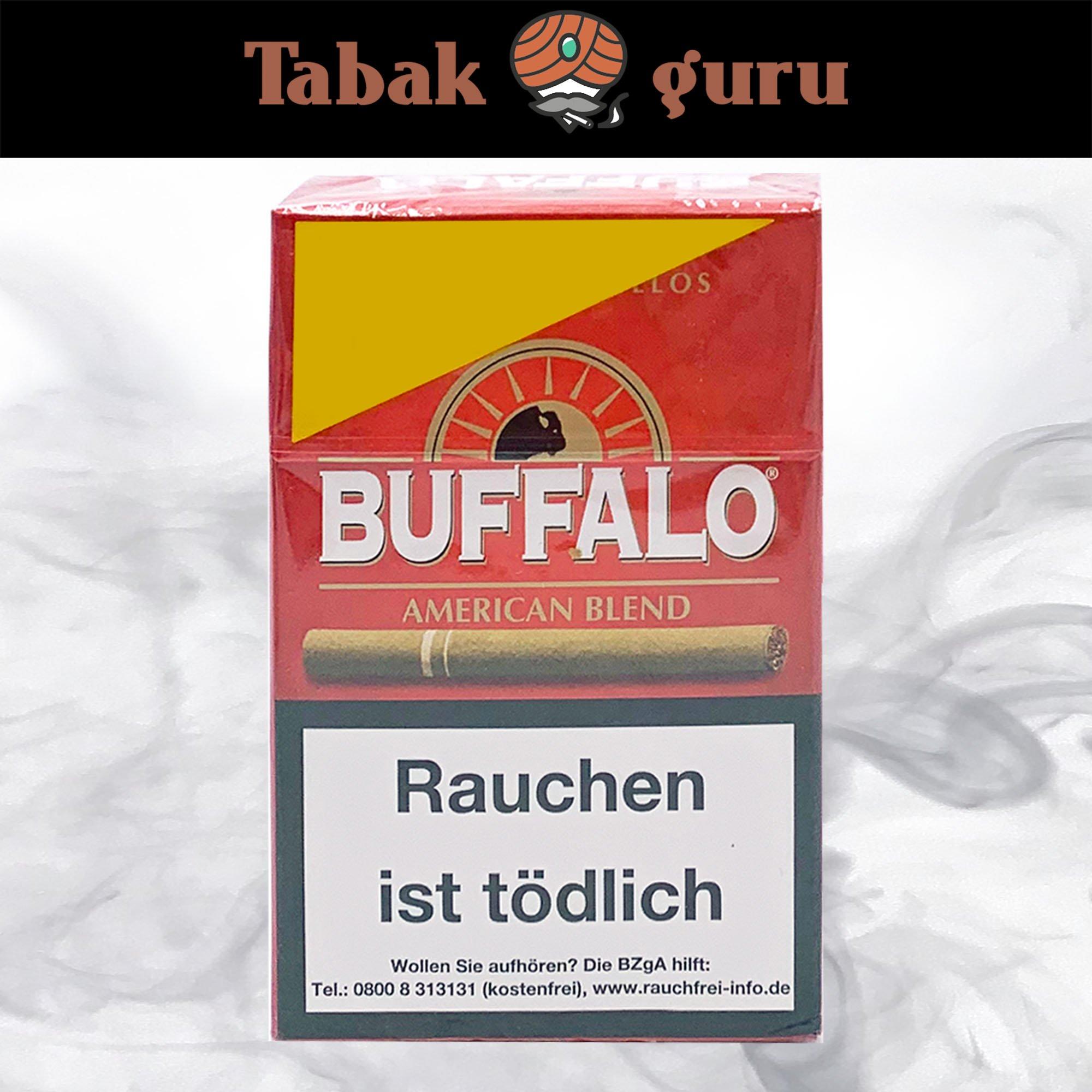 Buffalo American Blend Filterzigarillos