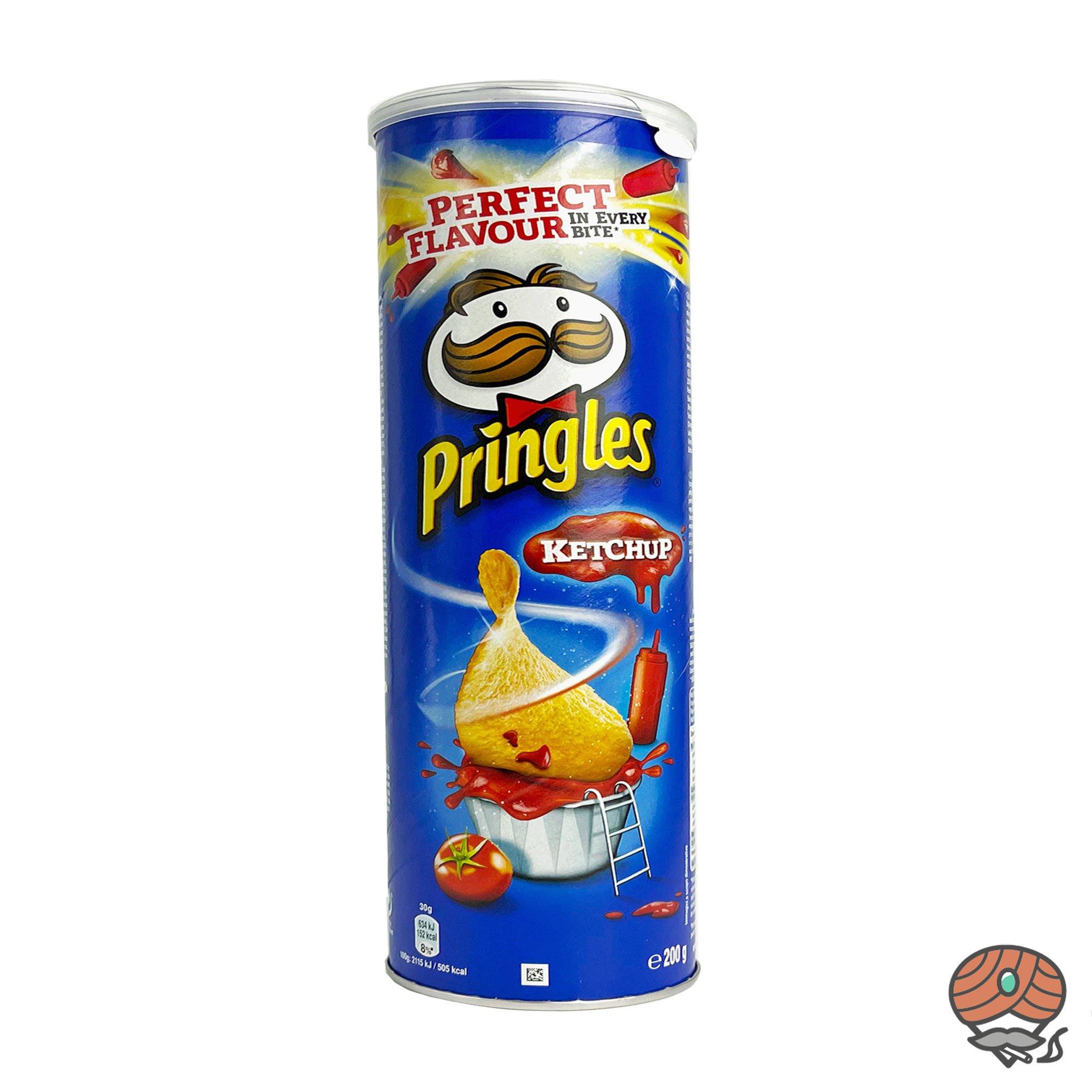 Pringles Ketchup 200g Dose