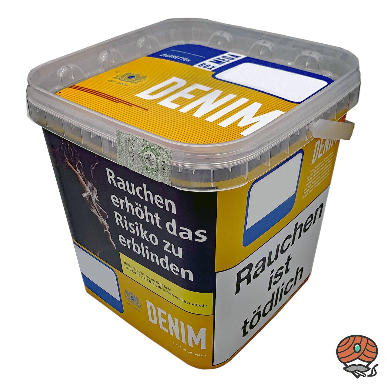 Denim Mega Box Volumentabak 290g Eimer
