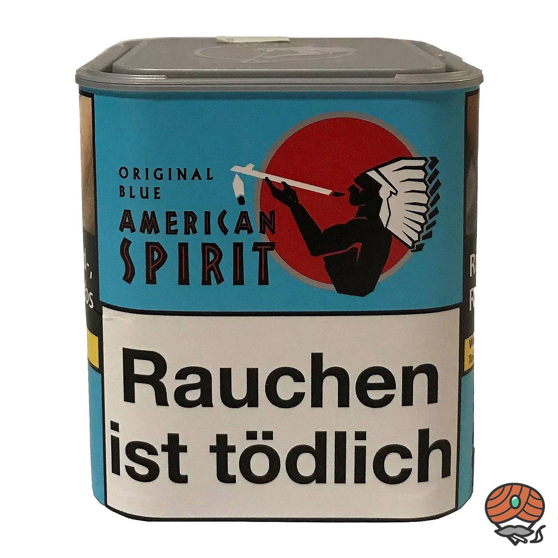 American Spirit Original Blue / Blau Tabak 80 g Dose