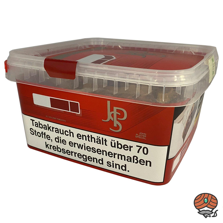 JPS John Player Special Red / Rot Big Box Volumentabak à 127g