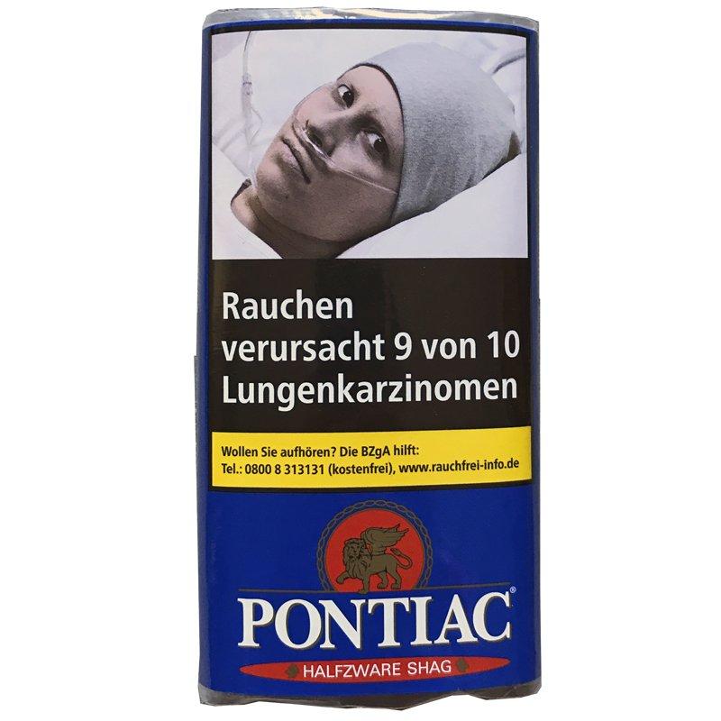 Pontiac Half-Zware Shag 30 g Zigarettentabak