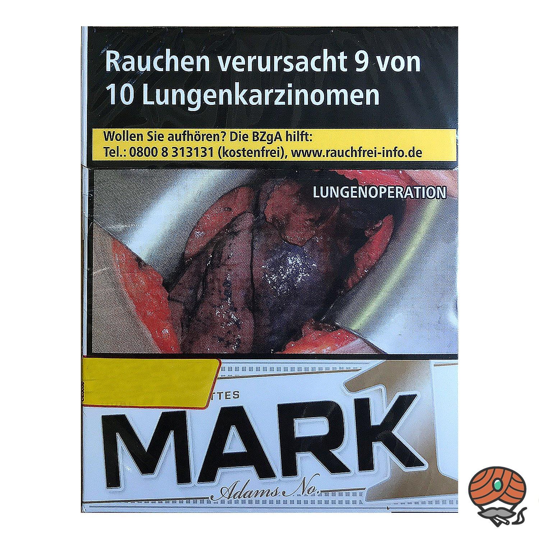 Mark Adams No. 1 / Mark1 Gold Zigaretten Big Pack - 25 Stück