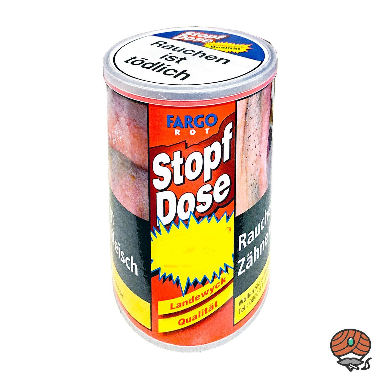 Fargo Rot XXL Stopf-Dose 140 g Feinschnitt-Tabak