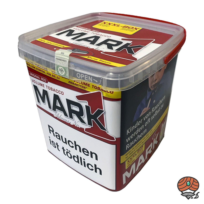 Mark Adams No. 1 Volumentabak XXXL-Box 400g
